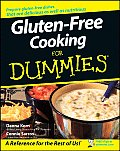 Gluten-Free Cooking for Dummies (For Dummies) Cover