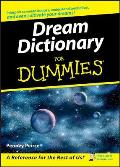 Dream Dictionary for Dummies (For Dummies) by Penney Peirce ...