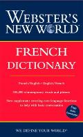 Websters New World French Dictionary Fre