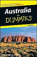 Australia for Dummies (For Dummies Travel: Australia)