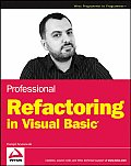Professional Refactoring in Visual Basic