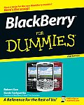 Blackberry For Dummies 2nd Edition