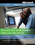 Microsoft SQL Server Database Design and Optimization, 2-Volume Set: Exam 70-443, Exam 70-450