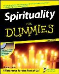 Spirituality for Dummies - With CD (2ND 08 Edition)