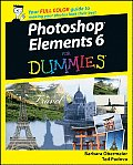 Photoshop Elements 6 for Dummies (For Dummies (Computers))