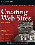 Creating Web Sites Bible (Bible)