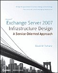 Exchange Server 2007 Infrastructure Design: A Service-Oriented Approach