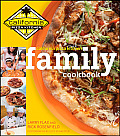 California Pizza Kitchen Family Cookbook Cover
