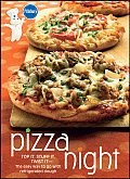 Pillsbury Pizza Night Top It Stuff It Twist It The Easy Way to Go with Refrigerated Dough