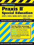 Praxis II Special Education 0351 0352 0690 0371 0381 0321