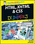 HTML XHTML & CSS for Dummies 6th Edition