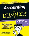 Accounting for Dummies (For Dummies) Cover