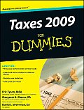 Taxes 2009 For Dummies