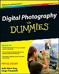 Digital Photography For Dummies 6th Edition