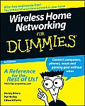 Wireless Home Networking For Dummies 3rd Edition