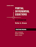 Partial Differential Equations Student Solutions Manual An Introduction