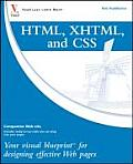 HTML XHTML & CSS Your Visual Blueprint for Designing Effective Web Pages