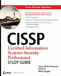 Cissp: Certified Information Systems Security Professional Study Guide, Fourth Edition (Includes CD-ROM)