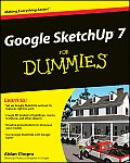 Google Sketchup 7 for Dummies (09 Edition)