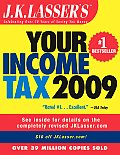 J. K. Lasser's Your Income Tax #09: J.K. Lasser's Your Income Tax: For Preparing Your 2008 Tax Return