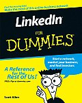 LinkedIn For Dummies 1st Edition