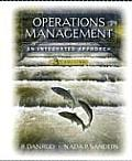 Operations Management : an Integrated Approach (3RD 07 - Old Edition)