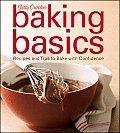 Betty Crocker Baking Basics Recipes & Tips to Bake with Confidence