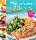 Weight Watchers in 20 Minutes: 250 Fresh, Fast Recipes Cover