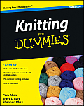 Knitting for Dummies (For Dummies) Cover