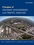 Principles of Highway Engineering and Traffic Analysis (4TH 09 - Old Edition)