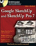 Google Sketchup and Sketchup Pro 7 Bible (Bible)