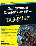 Dungeons & Dragons for Dummies (For Dummies) Cover