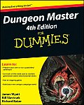 Dungeon Master 4th Edition For Dummies