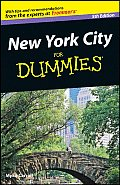 New York City for Dummies (For Dummies Travel: New York City)