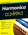 Harmonica for Dummies Cover