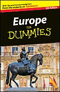 Europe For Dummies 5th Edition