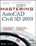 Mastering Autocad Civil 3D 2009 (08 Edition)