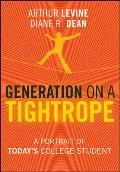 Generation On A Tightrope A Portrait Of Todays College Student