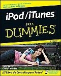 iPod iTunes Para Dummies 5th Edition
