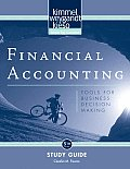 Financial Accounting, Student Workbook: Tools for Business Decision Making Cover