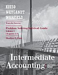 Intermediate Accounting Problem Solving Survival Guide Chapters 1 14