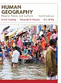 Human Geography People Place & Cultu 9th Edition