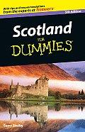 Scotland For Dummies 5th Edition