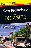 San Francisco for Dummies (For Dummies Travel: San Francisco)