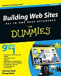 Building Web Sites All In One for Dummies 2nd Edition