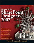 Microsoft Office SharePoint Designer 2007 Bible
