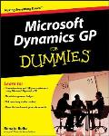 Microsoft Dynamics GP for Dummies (For Dummies)