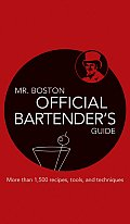 Mr Boston All New Official Bartenders 6th Edition