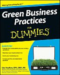 Green Business Practices for Dummies (For Dummies)