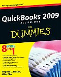 QuickBooks 2009 All in One for Dummies
